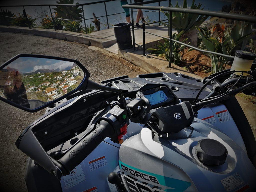 QUad Bike Madeira