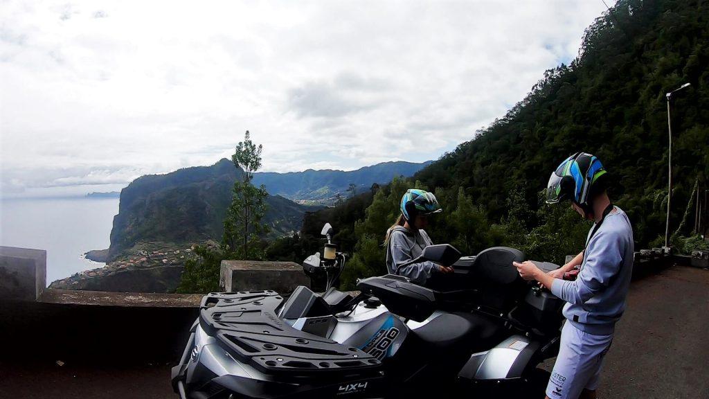 Quad Tour Madeira