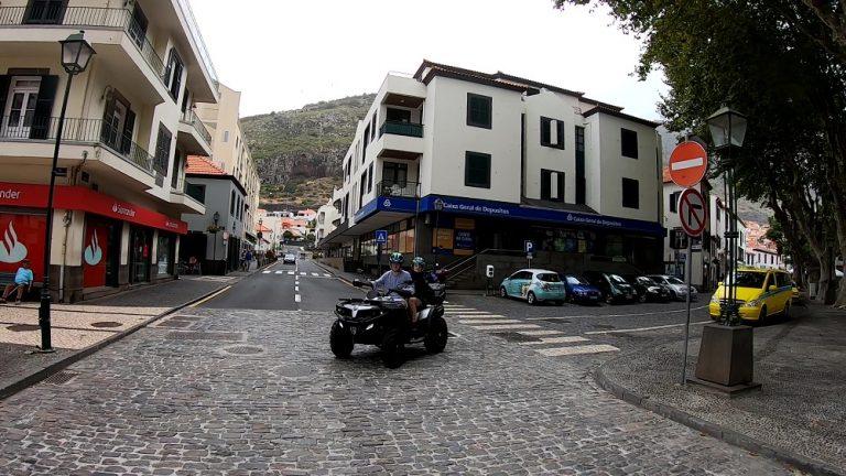 Onroad Quad Tour Madeira